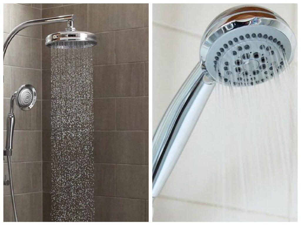 Cara Membersihkan Showerhead Kamar Mandi